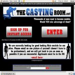 Accounts To The Casting Room