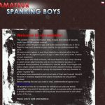 Amateur Spanking Boys Percent Off