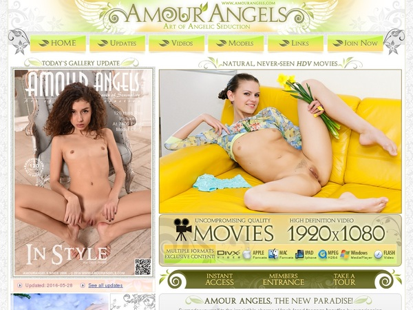 Amourangels.com Paypal Trial