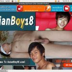 Asian Boy 18 Models