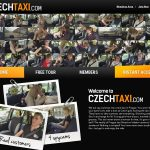How To Get Into Czech Taxi