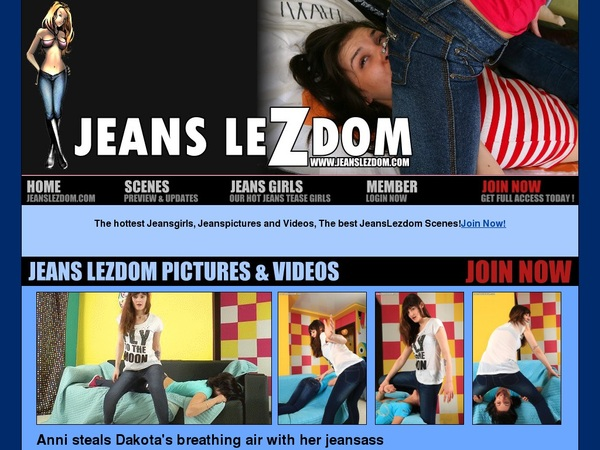 Jeanslezdom.com Paypal Purchase