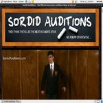Sordid Auditions Join Form