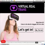 Virtual Real Trans Real Accounts