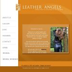 Leather Angels Checkout Page