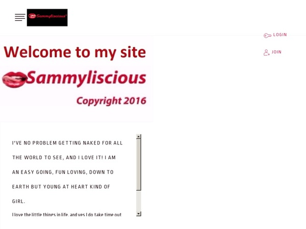 SAMMYLISCIOUSxx Stolen Password