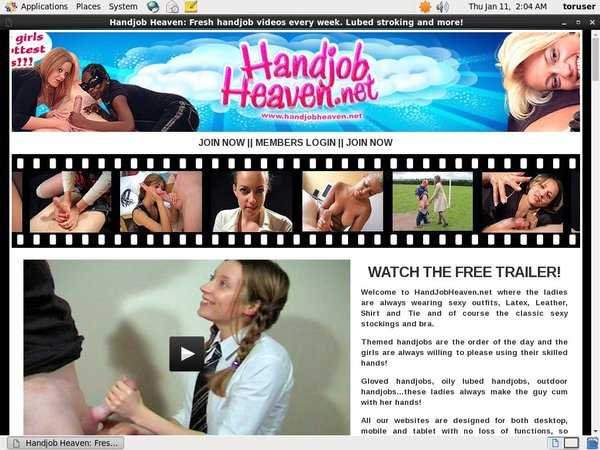 Paypal With Handjob Heaven