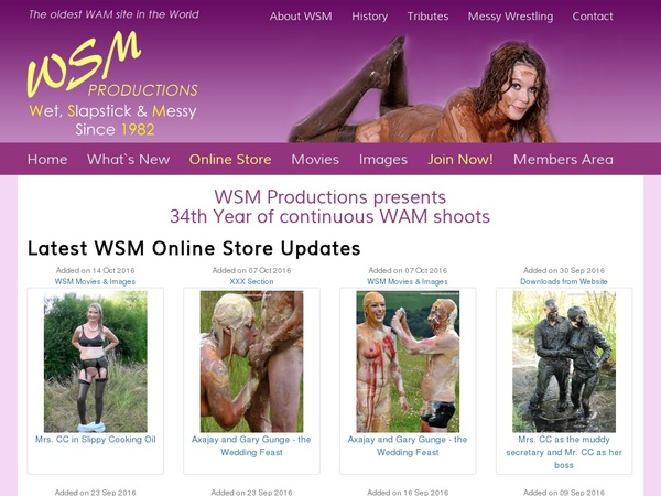 WSM Productions Free Try