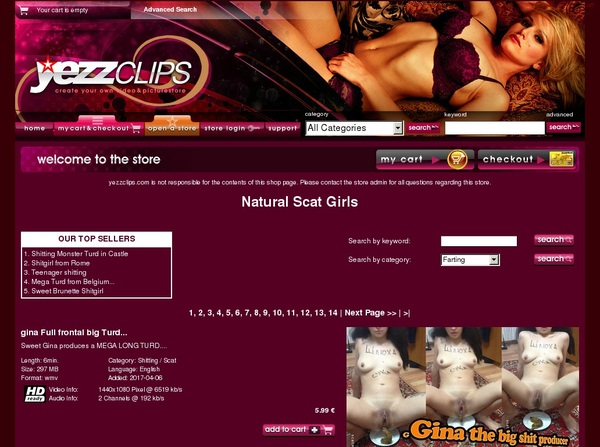 Discount Natural Scat Girls Price