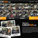 Czech Taxi With Webbilling.com